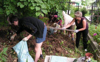 Stary cmentarz w Lipinkach: Krok do normalności