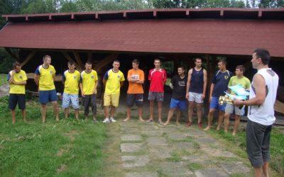 II Gminne Igrzyska LZS: Turniej siatkówki plażowej