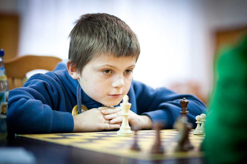 Mistrzowie szachownicy spotkali się w Lipinkach