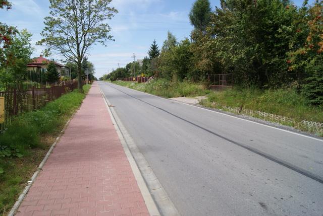 Petycja w sprawie budowy chodnika w Lipinkach. Każdy podpis na wagę złota!