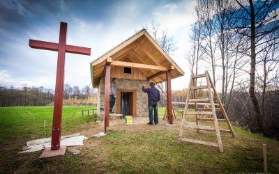 """Towarzystwo """"Jastrzębiec"""" wesprze remont kapliczki św. Marcina w Lipinkach"""