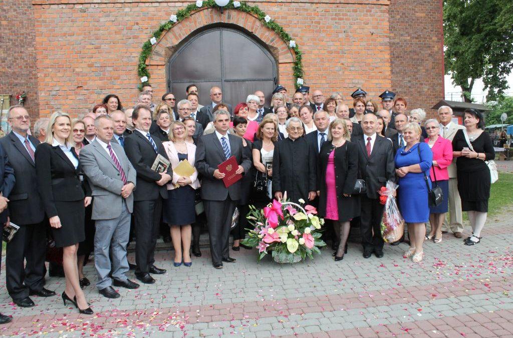 Ks. Ignacy Piwowarski świętował 50 lat kapłaństwa!