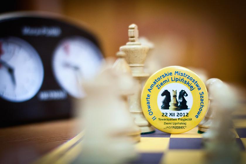 III Otwarte Mistrzostwa Szachowe Ziemi Lipińskiej odwołane!