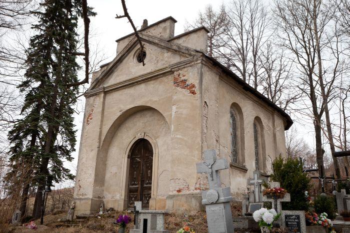 Powstaje projekt remontu Kaplicy Straszewskich w Lipinkach