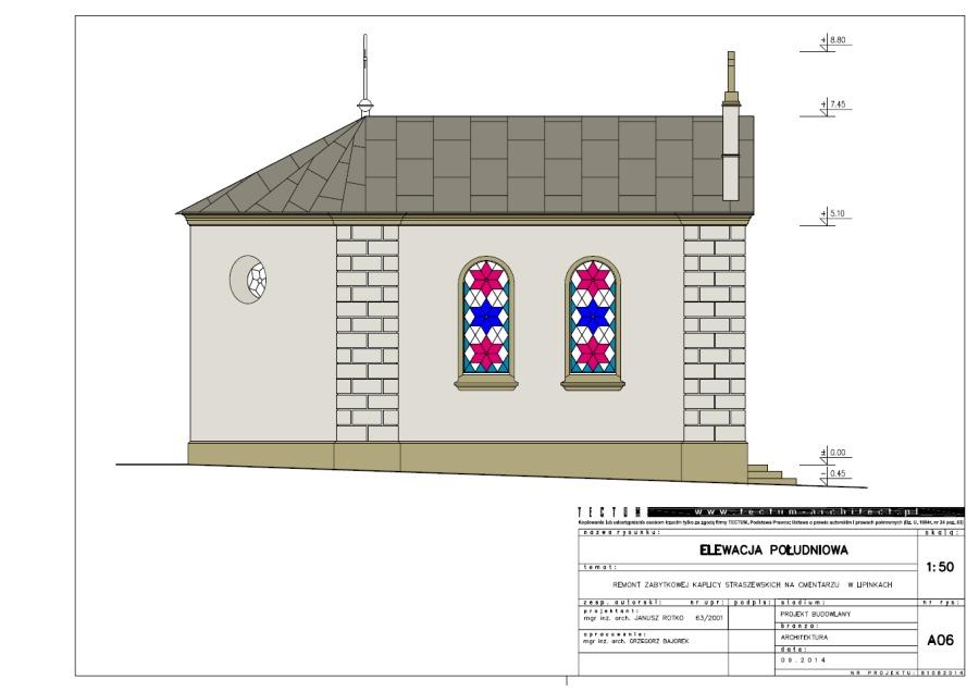 VIII Kwesta Listopadowa na remont Kaplicy Straszewskich w Lipinkach. Pojawią się nowi kwestujący!