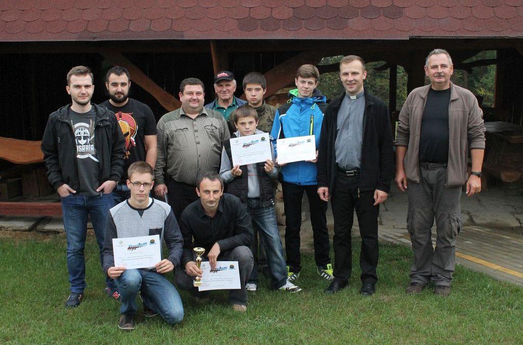 """III Zawody Strzeleckie TPZL """"Jastrzębiec"""". Dariusz Sikora i Hubert Szkaradek zwycięzcami"""
