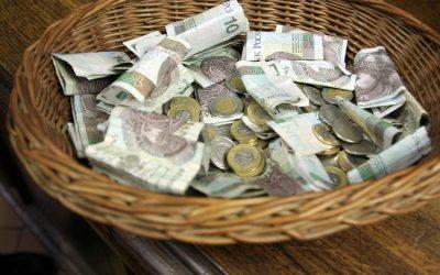 1200 złotych na porządkowanie starego cmentarza w Lipinkach