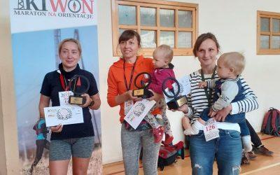 IV Maraton na Orientację KIWON za nami. Zwycięstwo dwóch mieszkanek Wójtowej na 20km!