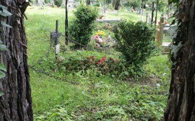 Składka ze Środy Popielcowej na porządkowanie starego cmentarza w Lipinkach
