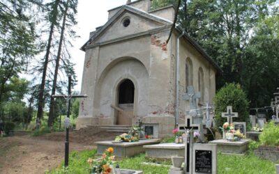 II etap remontu Kaplicy Straszewskich dobiega końca. Były niespodzianki!